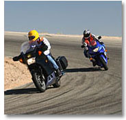 Experienced motorcycle riders and well-respected training professionals